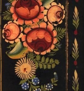 Folk Art Flowers, Frida Kalho