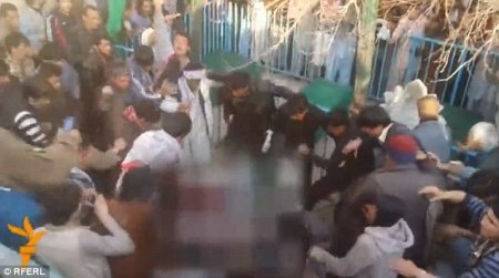 farkhunda violence scene