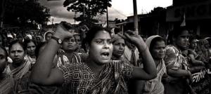 ফুলবাড়ী আন্দোলন, ২০০৬ (উৎস: ইন্টারনেট)