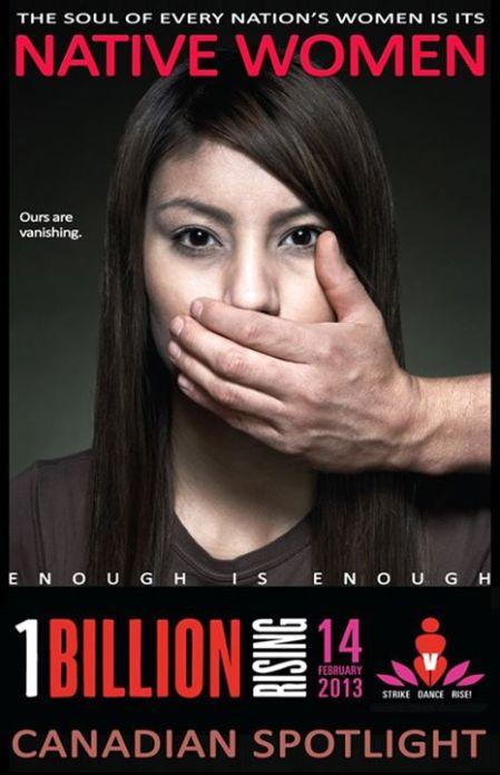 one billion rising photo