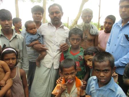 husband and children of Kulsum